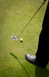 Die Golf Challenge der Landesgartenschau