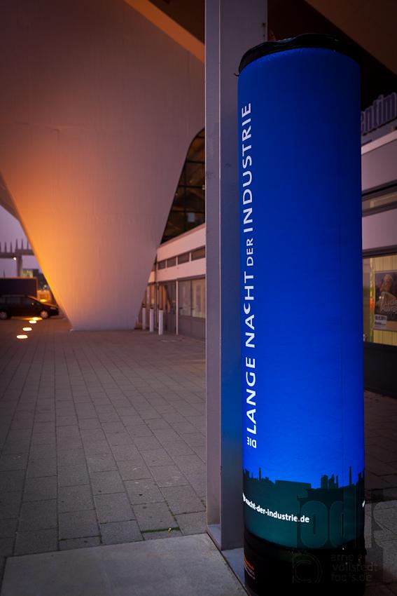 Die lange Nacht der Industrie in Bremen