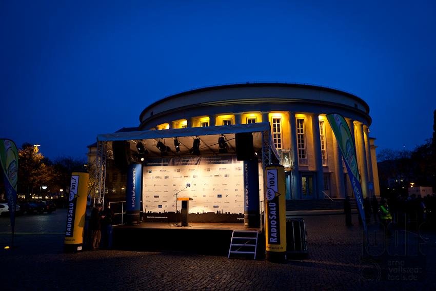 Die Lange Nacht der Industrie im Saarland