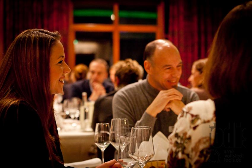 Xing Cross Table Dinner bei Lindner