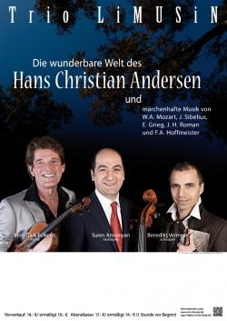 Trio LiMUSiN Plakat von Arne Vollstedt