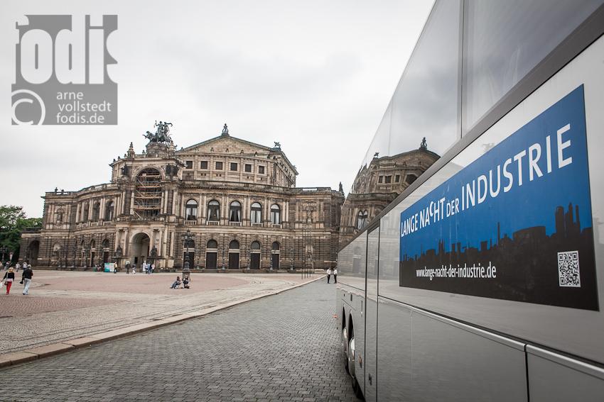 Lange Nacht der Industrie in Dresden