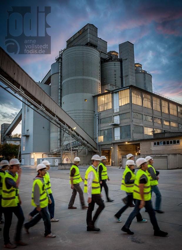 Die Lange Nacht der Industrie in Hannover