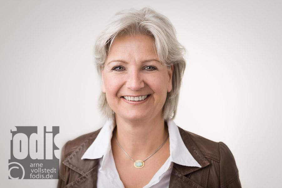 Ein Business Portrait von Kirsten Kleinheinz