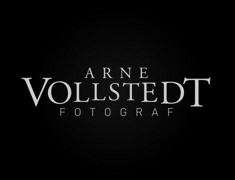 Logo für den Hamburger Fotografen Arne Vollstedt