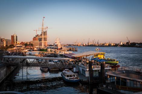 Xing Cross Table Dinner im Blockbräu am Hamburger Hafen