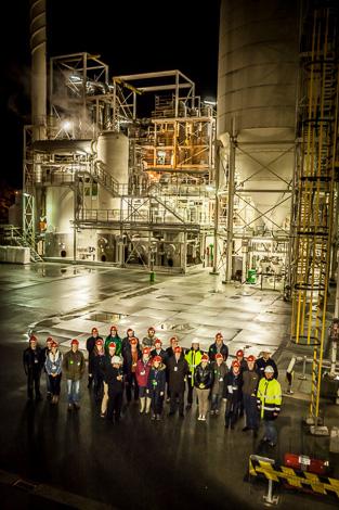 Die Lange Nacht der Industrie in der Pfalz