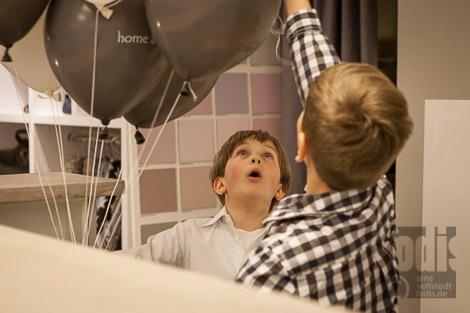 Ladeneroeffnung von home and kids in Blankenese