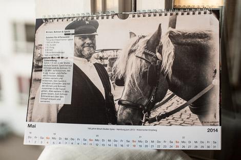 Foto für den k&k Kalender 2014