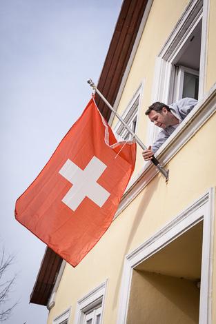 Schweizer Geburtstag