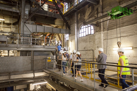 Die Lange Nacht der Industrie Rhein-Ruhr