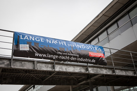 Die Lange Nacht der Industrie in Schleswig-Holstein