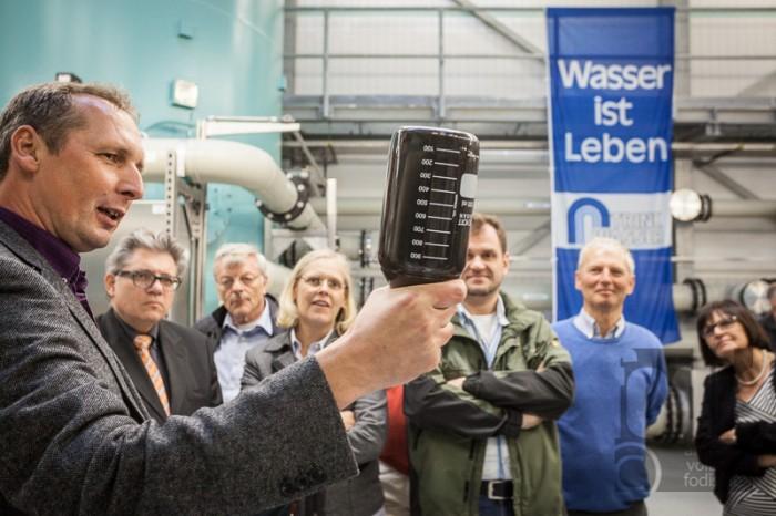 Neues Wasserwerk in Norderstedt