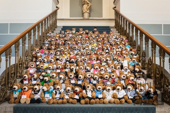 die Brumm-Bär-Invasion in der Handelskammer