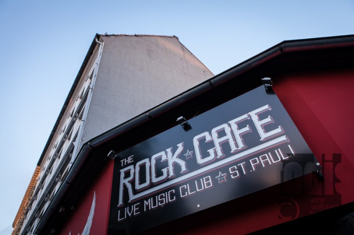 CORPORATE BAND CONTEST im ROCK CAFE