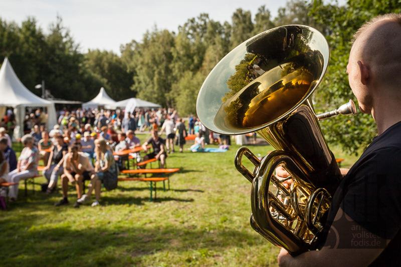 querbeeet – Sommerfest im Stadtpark Norderstedt