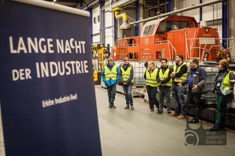 Die Lange Nacht der Industrie in Schleswig-Holstein 2015