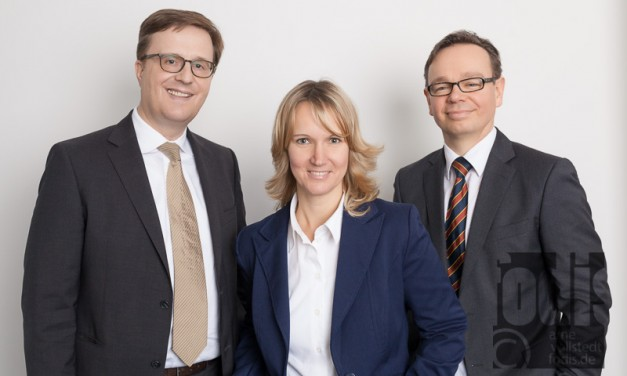Business Portraits bei Raap & Partner