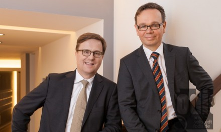 Business Portraits bei Raap & Partner