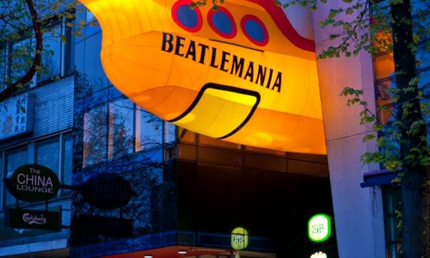 Xing im Beatlemania