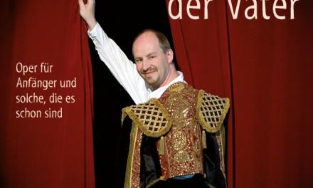 Flyer für OpernCOMEDY