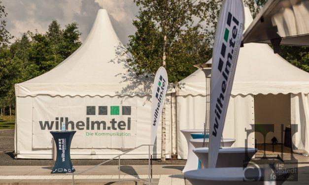 Das wilhelm.tel Sommerfest in Norderstedt