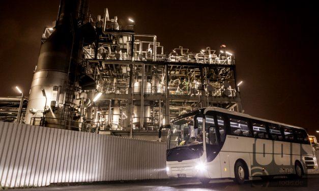Die Lange Nacht der Industrie in Hamburg 2016