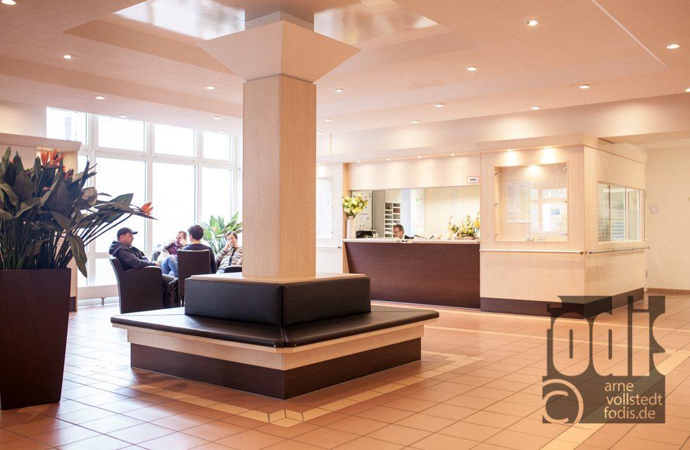 Werbefotografie für die Regio Kliniken