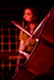 Katriana auf der Bühne