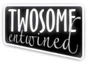 Logo von TWOSOME entwined